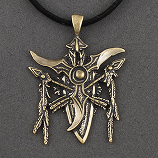 夜精灵徽章(大古铜) 魔兽世界